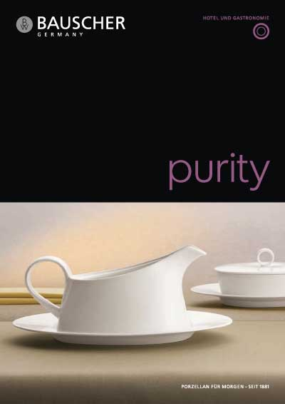Badorf Form Purity Pure elegance